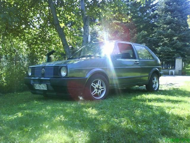 Another BENZSRB 1985 Volkswagen Golf post... - 11329336