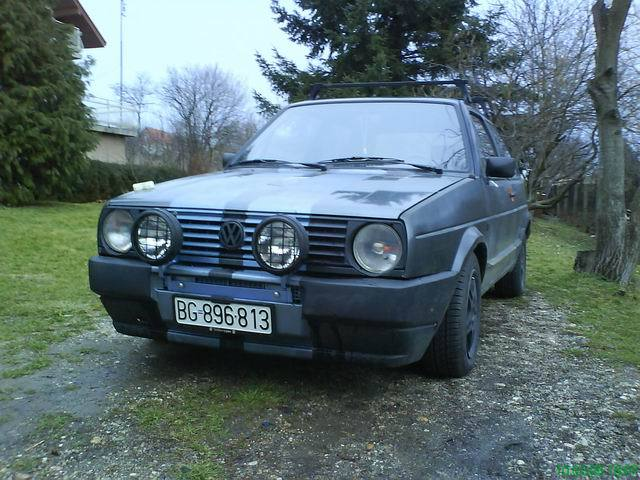Another BENZSRB 1985 Volkswagen Golf post... - 11329344