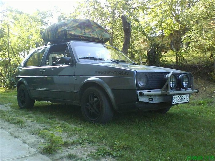 Another BENZSRB 1985 Volkswagen Golf post... - 11329352
