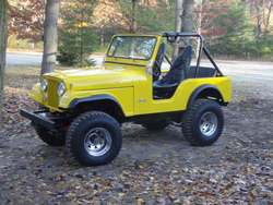 muliefevers 1978 Jeep CJ5