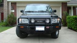 TexasMonsters 2000 Isuzu Trooper
