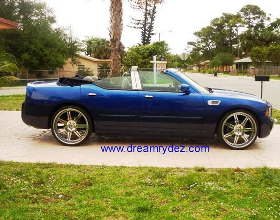 DreamRydez 2006 Dodge Charger