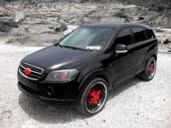 SunsetBusiness 2008 Chevrolet Captiva