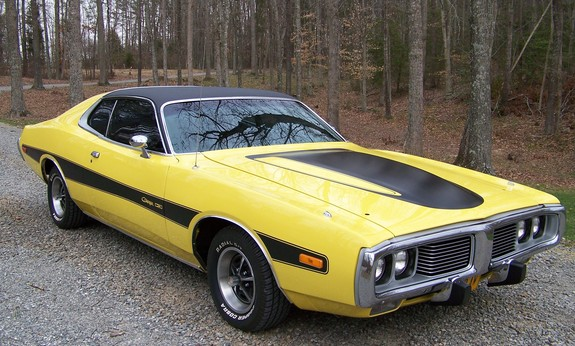74ChargerRallye's 1974 Dodge Charger