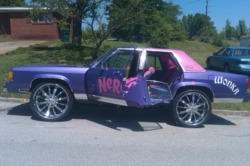 LilGwop 1990 Ford Crown Victoria