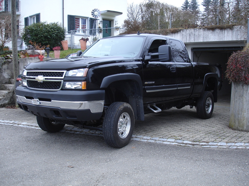 v8smokey 2006 chevrolet silverado 2500 hd extended cab specs photos modification info at cardomain. Black Bedroom Furniture Sets. Home Design Ideas