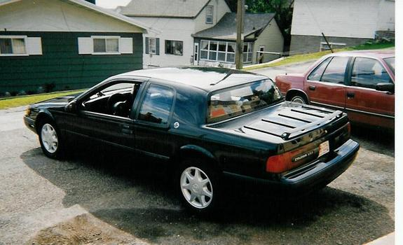 91xr7's 1991 Mercury Cougar