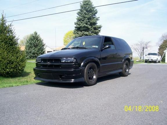 xtrmblzr03 2003 chevrolet s10 blazer specs photos modification info at cardomain cardomain