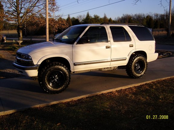 BigBlazer1 2000 Chevrolet Blazer Specs, Photos, Modification Info at
