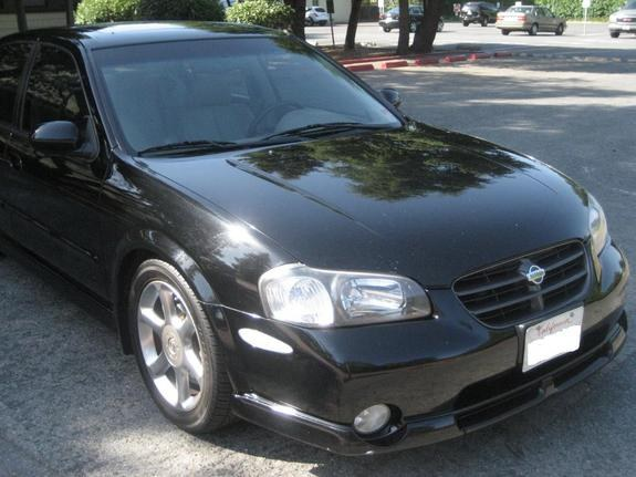 Another 01_Maxine 2001 Nissan Maxima post... - 9504195