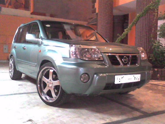 refai 2003 nissan x trail specs photos modification info at cardomain. Black Bedroom Furniture Sets. Home Design Ideas