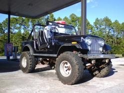 RedJeepProjectYJs 1982 Jeep CJ7