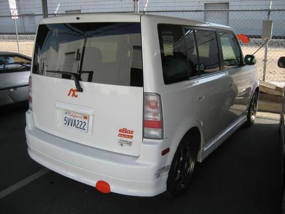 Grossglockner 2006 Scion xB 11339076