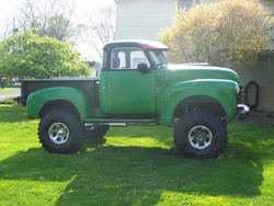 pitbull610s 1949 Chevrolet C/K Pick-Up