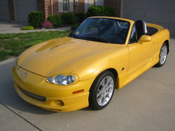 johnnymx5s 2002 Mazda Miata MX-5