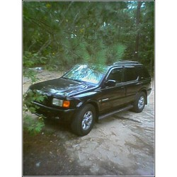 4395650s 1999 Isuzu Rodeo