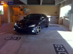RJHoopzs 2008 Lexus IS