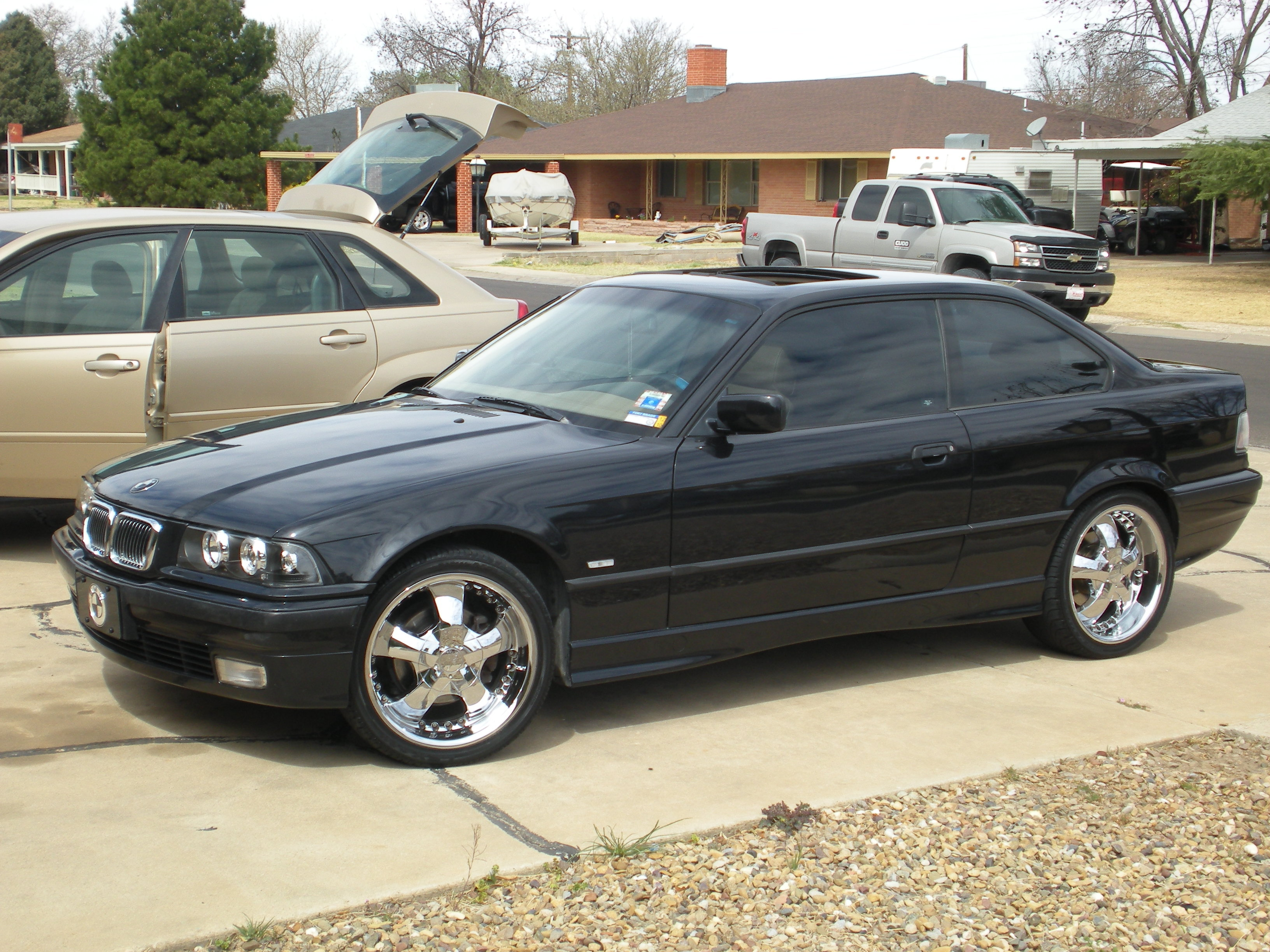 samson 1 1998 bmw 3 series specs photos modification info at cardomain. Black Bedroom Furniture Sets. Home Design Ideas