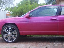 PINK-PUSSY 1999 Chevrolet Monte Carlo