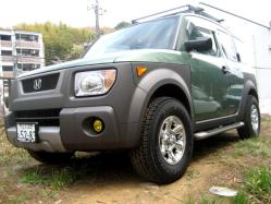 kumakomas 2003 Honda Element