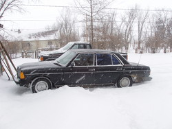 mike_belzner 1979 Mercedes-Benz 200D