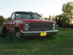 mike_belzners 1984 GMC Sierra (Classic) 1500 Regular Cab
