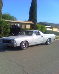 LiLRaiderJv21s 1972 Chevrolet El Camino
