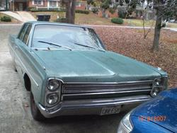 Newvsold 1968 Plymouth Fury II