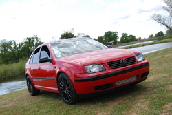 One-Eight-Wolfs 2003 Volkswagen Jetta