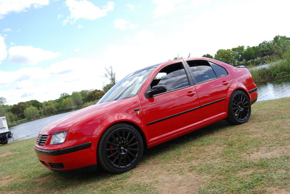 One-Eight-Wolf 2003 Volkswagen Jetta 11343678