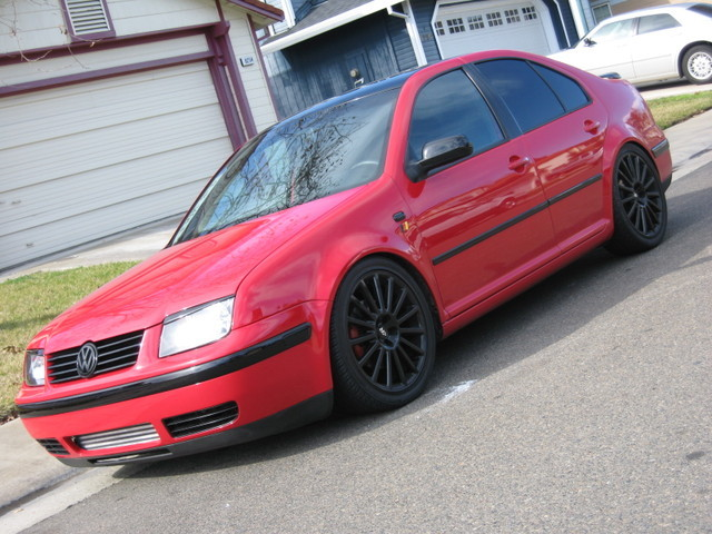 One-Eight-Wolf 2003 Volkswagen Jetta 11343683
