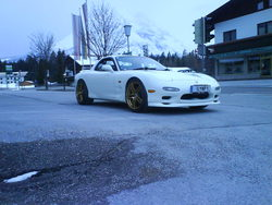 justFD3ss 1995 Mazda RX-7