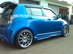 PlayeRz_PlayBoy 2007 Suzuki Swift