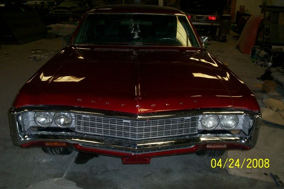 Another SIXTYNINECHEVY 1969 Chevrolet Impala post... - 11344552