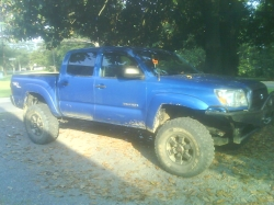 jxn6spd 2007 Toyota Tacoma Double Cab