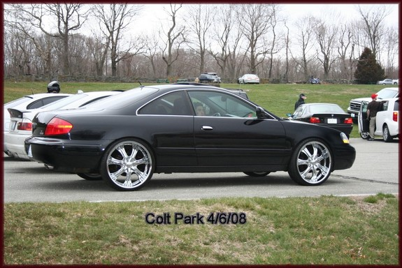 SittinPretty20 2001 Acura CL