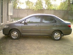 qureshiasim 2007 Honda City