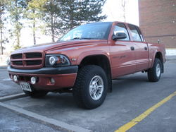 stupuffs 2000 Dodge Dakota Quad Cab