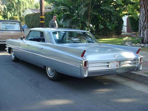 Another Shed80 1963 Cadillac DeVille post... - 11349014