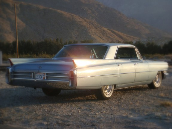 Another Shed80 1963 Cadillac DeVille post... - 11349018