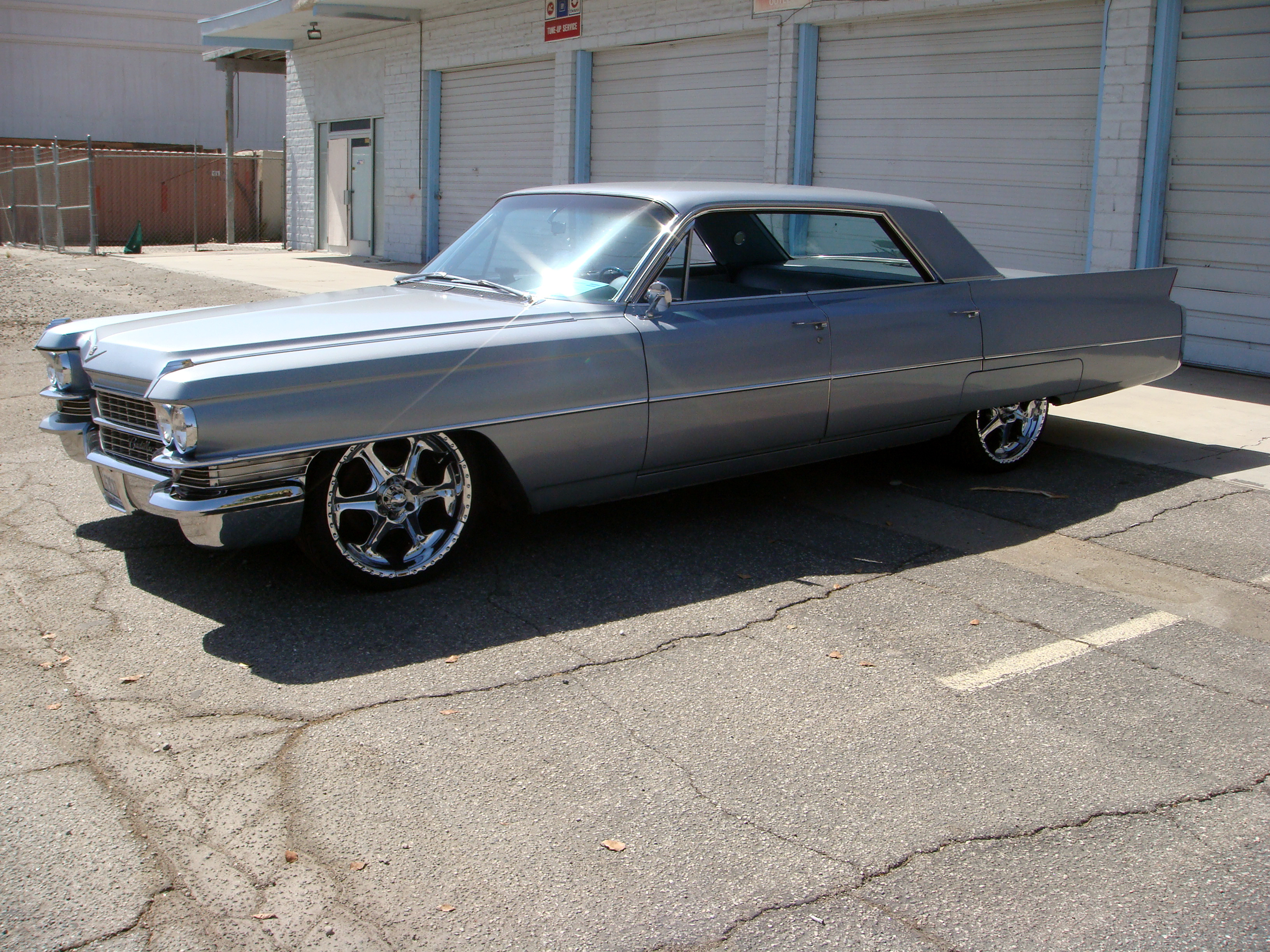Another Shed80 1963 Cadillac DeVille post... - 11349039