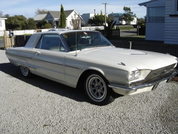 RICKS34's 1966 Ford Thunderbird