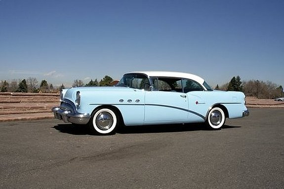 1954buick's 1954 Buick Special