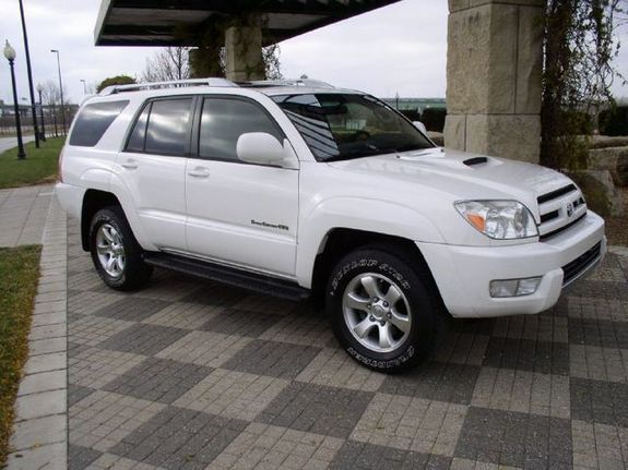 tempsho 2004 toyota 4runner specs photos modification. Black Bedroom Furniture Sets. Home Design Ideas