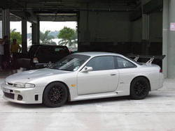 fastfatdudes 1996 Nissan 200SX