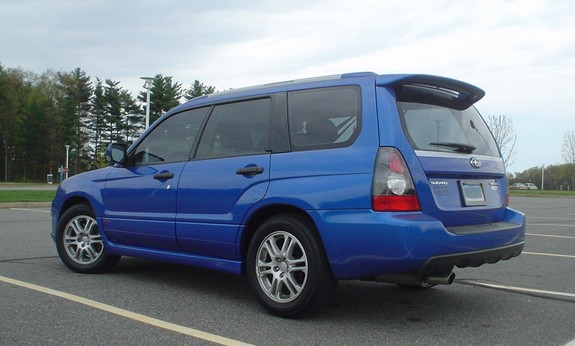 Another rsr427 2008 Subaru Forester post... - 11354075