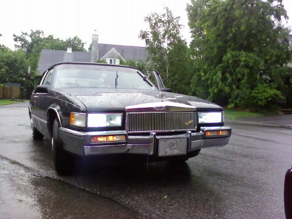 Another ROSEBUDDS 1989 Cadillac DeVille post... - 11355318