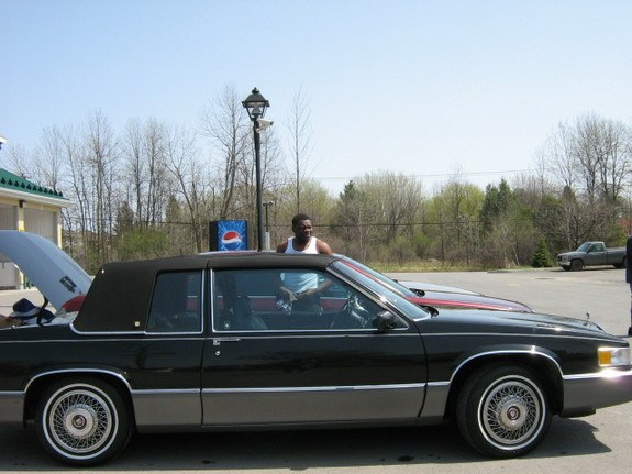 Another ROSEBUDDS 1989 Cadillac DeVille post... - 11355333