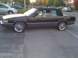 ROSEBUDDSs 1989 Cadillac DeVille