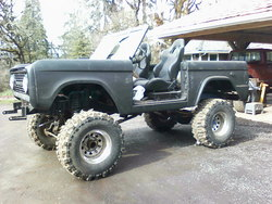 hibaby 1966 Ford Bronco